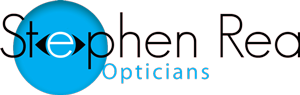 Stephen Rea Opticians in Belfast | A Professional Eye Test Logo